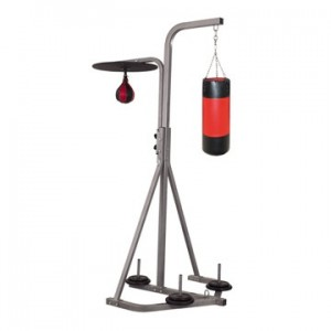 PUNCH BAG STAND W/O BOXING BAG